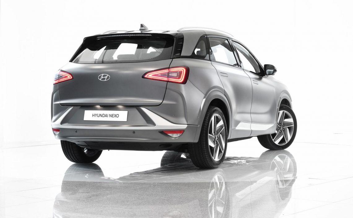 Prijzen Hyundai Nexo Waterstofauto Bekend Vereniging Elektrische